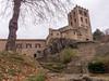 Abbaye Saint-Martin-du-Canigou (mariammes) Tags: religiosa arquitectura abbayesaintmartinducanigou ciudadesypueblos francia casteil pirineosorientales languedocrosellón fr