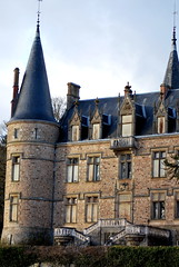 Chateau de Martigny-le-Comte (71) (odile.cognard.guinot) Tags: martignylecomte château saôneetloire bourgogne bourgognefranchecomté
