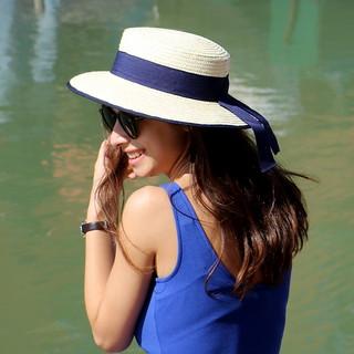 Smiling tourist in Burano