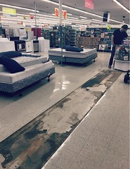 (absolutelyultimate) Tags: bargainbins husbandright mattresses ohio nostalgia edited color iphone7 kmart closingstore summer