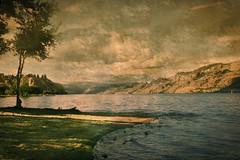 okanagan lake (hmong135) Tags: okanaganlake britishcolumbia texture landscape westkelowna