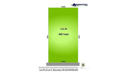 24 Of Lot 4 Boundary Road, Schofields NSW