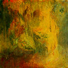IV. (Bioscape 4) (Martin Hoogeboom) Tags: bioscape nature abstract acrylic painting mixedmedia canvas art