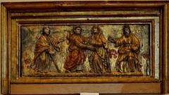 Astorga (León). Museo de los Caminos. Visitación de la Virgen a Santa Isabel (santi abella) Tags: astorga león castillayleón españa museodeloscaminos palacioepiscopaldeastorga