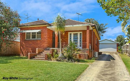 4 Barton St, Ermington NSW 2115
