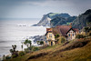 England - Christmas 2017/New Year 2018 (Joe Wakeford) Tags: isleofwight shanklin beach beaches beachhut sun sunset sunrise hill countryside christmas england united kingdom