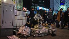 Tokyo, Japan (Tatu234) Tags: tokyo japan nippon winter 2018 january february amateur photography photographer photograph photooftheday potd sony dslr camera city cityscape beautiful building artist drums drum music street performance