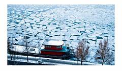 Isflak / ice floe (martha ander) Tags: ljuskälla fs180211 fotosondag stockholm