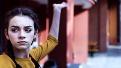 I'm Gonna Miss The Birds (○gus○) Tags: nikond750 240700mm ƒ28 1400 portrait ritratto girl ragazza sguardo gaze phren danza dance performance ʂ