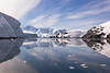 Melchior island anchorage (Philipp Salveter) Tags: reflection antarctica sailing yacht melchiorislands water ocean antarctic boat melchior island