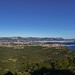 Notre Dame du Mai: View to Toulon