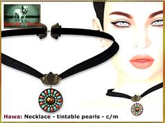 Bliensen - Hawa - Necklace (Plurabelle Laszlo of Bliensen + MaiTai) Tags: jewelry arabian indian boho gypsy vintage headpiece tiara necklace bliensen tcf