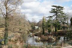 Crystal Palace Park - London (Neil Pulling) Tags: london uk england crystalpalacepark crystalpalace park crystalpalacedinosaurs dinosaurs