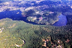 View over Tod Inlet & Brentwood Bay to Butchart Gardens - Seaplane Flight, Victoria, British Columbia, Canada (Black Diamond Images) Tags: seaplaneflight victoriaseaplaneflights victoria britishcolumbia canada floatplaneflight scenicflight floatplanetours innerharbour floatplane aircrafttours aircraft seaplane seaplanecharterflights harbourairseaplanes harbourair seaplanes victoriapanorama seaplanetour airplane aerialphoto aerialphotography todinlet butchartgardens brentwoodbay aerial aerialphotos scenictours travelbritishcolumbia britishcolumbiatravel holidaysbritishcolumbia britishcolumbiaholidays