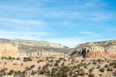 from the Chimney Rock Trail (Paul and Jill) Tags: chimneyrocktrail ghostranch abiquiu newmexico
