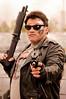 Terminator Cyberdyne Systems model 101. (f_gray1) Tags: terminator stuart arnold costume cosplay knightcon event sheffield portrait
