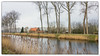 City - Damme (Martine Lambrechts) Tags: city damme landscape water waterway tree