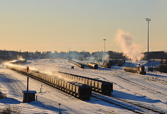 Frozen Tundra (Missabe Road) Tags: cn 5317 l593 proctor