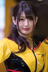 TAS2018 (byzanceblue) Tags: woman female girl beautiful cute japanese tas2018 tokyoautosalon d850 nikkor 沢すみれ