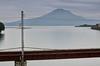 Sakurajima and Rail (pokoroto) Tags: sakurajima rail kagoshimaprefecture 鹿児島県 九州 kyushu 日本 japan kagoshimacity 鹿児島市