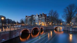 Blauw Amsterdam