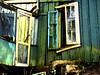 I Feel A Breeze (wildrosetn39) Tags: ruins windows door cabin painted wood netartii