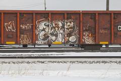 Blast (Psychedelic Wardad) Tags: freight graffiti riotcrew riot blast