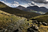 Bla Bheinn rocks. (lawrencecornell25) Tags: landscape scenery scotland skye isleofskye blaven blabheinn cuillin mountains nature outdoors countryside lochslapin nikond800