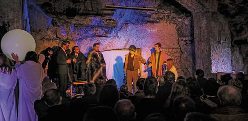 Openluchttheater Valkenburg Rondom Drie Koningen Kerst 17-18 kl Jos Göritzer 018