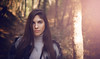 Elpida (constantinos.mitsopoulos) Tags: 35mm portrait girl beautiful forest autumn woods bokeh 18 nikkor d5300 greece volos pilio photography trees