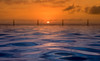 Sunrise 20th February 2018 (Michael.Sutton) Tags: blue orange water replection sydney australia sunrise sunset cronulla