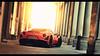 Alfa Romeo Gr.3 Roadcar (at1503) Tags: building florence firenze italy italian alfaromeo orange wheels blackwheels yellow sunlight flare ufizi ufizigallery stone architechture granturismo granturismosport ps4 racing game digitalphotography digitalmotorsport 4c alfaromeo4c lensflare