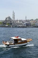 on the Bosphorous Sea, Istanbul