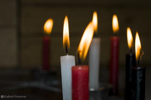 Magia divina das 7 chamas sagradas