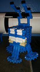 TheWildBlueLander (Daddy Ogre) Tags: lego technic cubesat lander thetick arthur