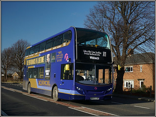 First Eastern Counties 33809