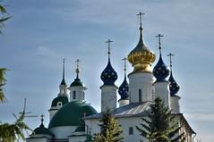 Monasterio de San Jacobo y Iglesia de San Demetrio-Rostov veliki (jordi doria 140) Tags: rusia1 monasteriodesanjacoboyiglesiadesandemetriorostovveliki rostovveliki rusia russia
