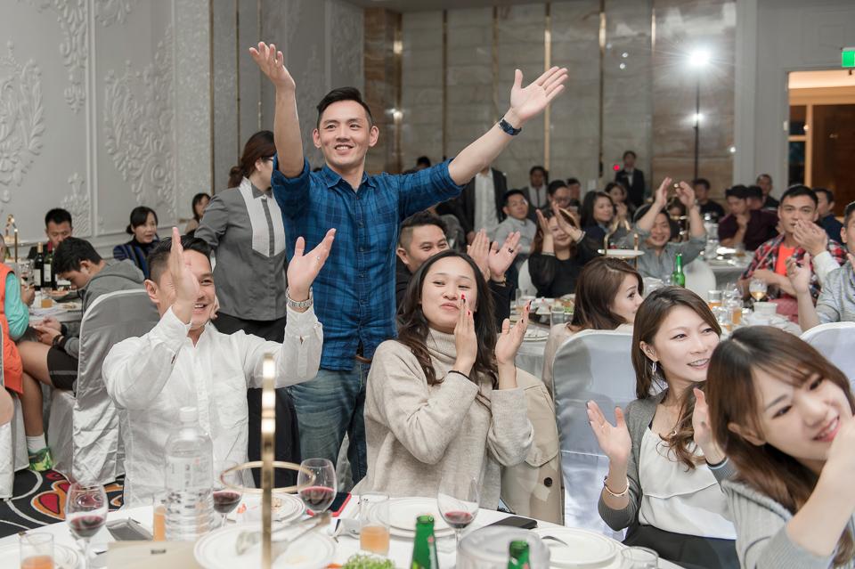 婚攝 高雄林皇宮 婚宴 時尚氣質新娘現身 S & R 139