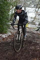 DSC_0253 (sdwilliams) Tags: cycling cyclocross cx misterton lutterworth leicestershire snow
