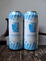 Oktoberfest (knightbefore_99) Tags: beer cerveza pivo craft malt hops can tasty collaboration bc west coast local blue white awesome
