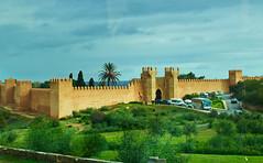Rabat city walls, Kingdom of Morocco (Bokeh & Travel) Tags: rabat morocco marocco kingdomofmorocco walls architecture citywalls africa beautiful colorful handheld gate blue green