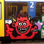 Duiveltje graffiti thumbnail