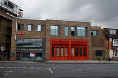 Dockhead Fire Station (markkirk85) Tags: london fire brigade station dockhead lfb engine appliance londons burning
