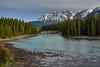 Athabaska River (martincarlisle) Tags: athabaskariver jaspernationalpark alberta canada canadianrockies rockymountains rockies nationalparks parks spring canon450dxsi tamronlenses captureone11 tkactions adpmasks