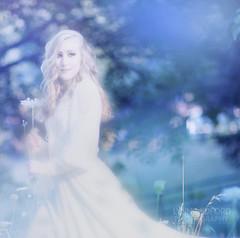 Earth Angel (♡Lynn♡) Tags: dsc1298eweb earthangel angelgirl artisticexpression artisticphoto angelswalkamongus