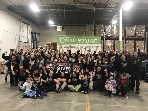 Public Packing Event 2/7/18