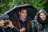 Spectators in the Rain (FotoFling Scotland) Tags: balloch event highlandgames lochlomondhighlandgames scotland camera hoodie male rain umbrella fotoflingscotland