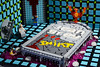 X-Men: Danger Room (Legotales) Tags: lego moc afol xmen danger room marvel wolverine phoenix cyclops