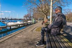 Zürich, 13. Februar 2018 (karlheinz klingbeil) Tags: zürich collant stricken schweiz manninstrumpfhose tights fashion city knitting strumpfhose mode menintights stadt