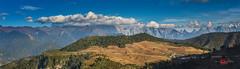 Meili Xue Shan 梅里雪山 (Albert Photo) Tags: meilixueshan 梅里雪山 mountainrange yunnan mountain sky landscape snow sunset sea paddyfield ricepaddy
